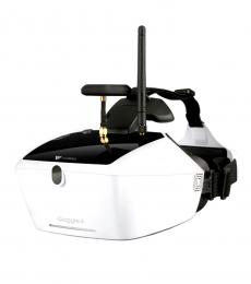 Walkera FPV Goggle 4 - 5inch FPV Headset with 40CH Diversity Rx