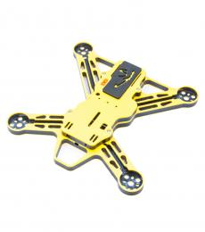 Gravity 250-22 FPV Racing Frame - Yellow