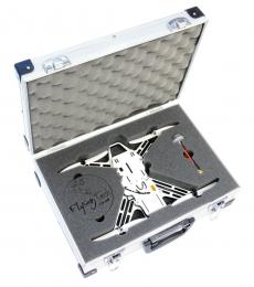 Aluminium Flight Case for Fossil Frame Gravity 250