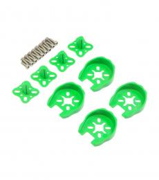 Motor Guard Protector with Landing Gear - Green