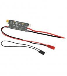 Henge 8A 2-6S Input UBEC with Switchable 5V/6V/7.4V Output