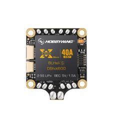 Hobbywing XRotor Micro 40A 4-in-1 2-5S BLHeli-S DShot600 ESC