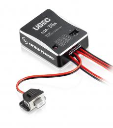 Hobbywing 10A 2-6S Input UBEC with 5.0/6.0/7.4/8.4V Output