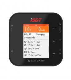 ISDT Q8 DC Portable Smart Balance Charger 500W 20A 1-8S