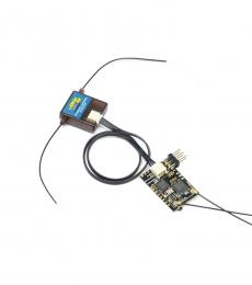 Lemon Rx DSMX PPM 8-CH Receiver with Satellite Receiver