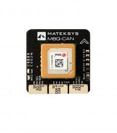 Matek M8Q-CAN - GPS, Compass & Barometer Module (UAVCAN)