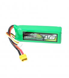 MultiStar 1600mAh 3S 40~80C Multirotor LiPo Battery with XT60