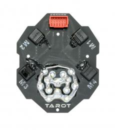 Tarot Quad Power Distribution Board Signal Hub TL4X004