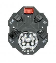Tarot Quad Power Distribution Board Signal Hub TL4X004