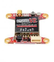 PandaRC VT5804M V2 25-600mW 5.8GHz 30x30 VTX - MMCX