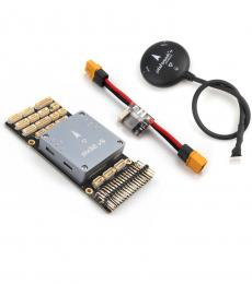 Holybro Pix32 v5 Pixhawk 4 FC Autopilot with Carrier Board, M8N GPS and PM02 Power Module