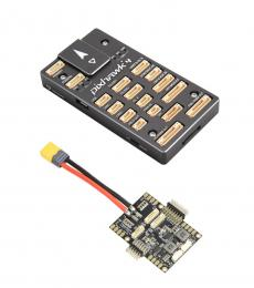 Holybro Pixhawk 4 PX4 FC Autopilot with PM07 - Plastic Case