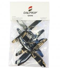 DAL Quad-Blade Propellers 5040 - Black