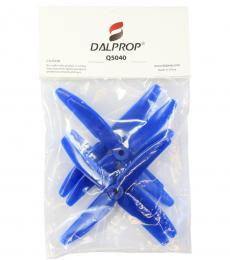 DAL Quad-Blade Propellers 5040 - Blue