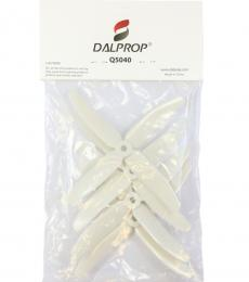 DAL Quad-Blade Propellers 5040 - White