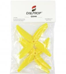 DAL Quad-Blade Propellers 5040 - Yellow