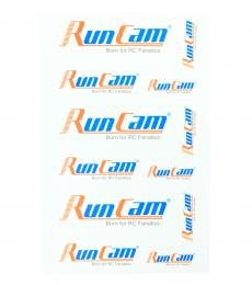 RunCam Sticker Sheet