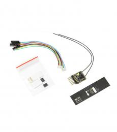 FrSky RX4R 4/16CH PWM Receiver with Smart Port & SBUS - EU LBT