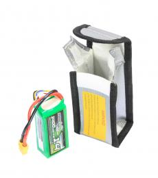 Small LiPo Guard Fireproof Charge Sack 5x5x12cm