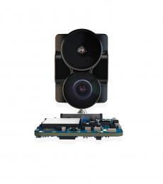 RunCam Hybrid Dual Lens Wide Angle 4K HD & FPV Camera
