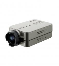 Silver RunCam 2 with Lens Hood