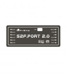 FrSky S2F.PORT 2.0 Protocol Converter