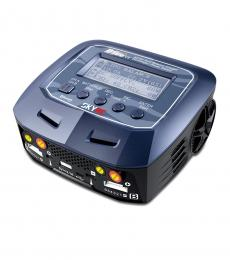 SkyRC D100 V2 AC/DC Multifunctional Dual Balance Charger 100W 10A 2-6S