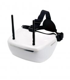 SJ-H01 High Resolution 3D FPV Goggles with 40CH Diversity Rx, HDMI Input & Head Tracking