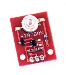 Multirotor strobe light system