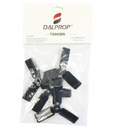 DAL Tri-Blade Bullnose Propellers T3045BN - Black