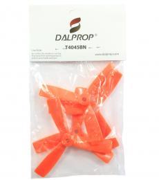 DAL Tri-Blade Bullnose Propellers T4045BN - Orange