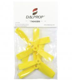 DAL Tri-Blade Bullnose Propellers T4045BN - Yellow