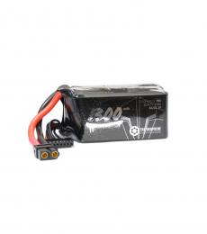 TBS Graphene 1300mAh 6S 75~150C LiPo Battery XT60