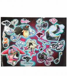 Team Black Sheep TBS Sticker Sheet (Version D)