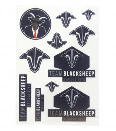 Team Black Sheep TBS Sticker Sheet