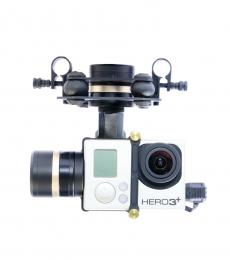 Tarot 3DIII 3-Axis Brushless Gimbal For GoPro Hero 3/4 - TL3T01