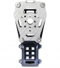 Tarot 25mm Anti-vibration Coaxial Motor Mount TL96032 - BLACK