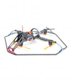 RTF Tarot 140 FPV Quadcopter with FlySky FS-i6S Radio