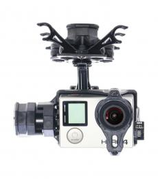 Tarot T4-3D 3-Axis Brushless Gimbal For GoPro Hero 3/4