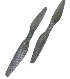 Tarot High Effeciency 1355 Carbon Fibre Propeller Set CW/CCW - TL2829