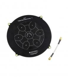 Triple Feed Patch Array FPV Antenna 5.8GHz 14dBi LHCP RHCP