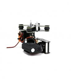 Turnigy 2-Axis Gimbal with Tarot Controller for Mobius / RunCam