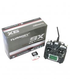 Turnigy 9X - 9Ch Transmitter & 8ch Receiver (Mode 2) (v2 Firmware)