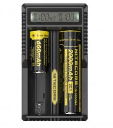 Nitecore UM20 Lithium Ion Intelligent Battery Charger