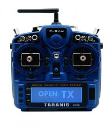 FrSky Taranis X9D Plus SE 2019 2.4GHz ACCESS Radio Transmitter with Carry Case - Midnight Blue (Mode 2 LBT Firmware)