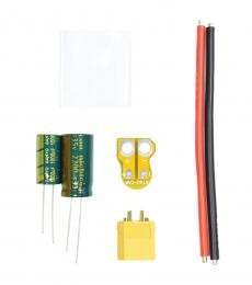 XT60 Pigtail with Capacitor Set 2-6S (1000UF/2200UF 35V)