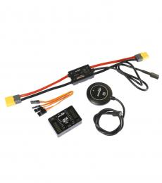 Detrum Z3 FPV Airplane GPS Autopilot with OSD & PMU - Includes 3-in-1 Program Card