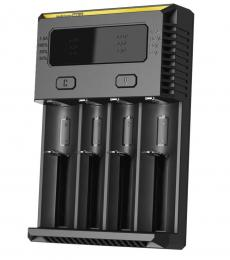 Nitecore i4 Multi Chemistry Intelligent Battery Charger
